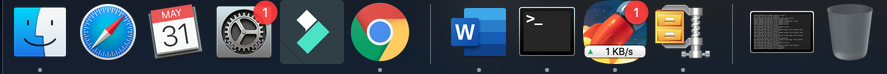 how to pin an icon on mac's dock
