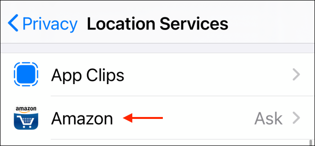 location services for apps