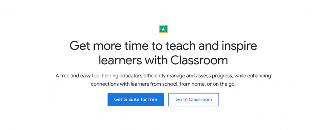 go to classroom in google classroom
