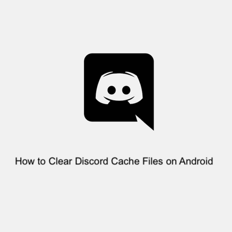 how to clean discord cache files on android