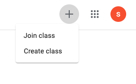 join class in google classroom