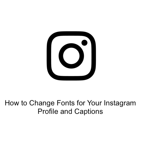 How to Change Fonts for Your Instagram Profile and Captions