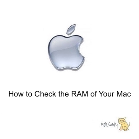 How to Check the RAM of Your Mac