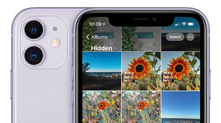 How to Hide Photos in iOS 14 on iPhone or iPad