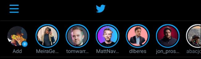fleets on Twitter